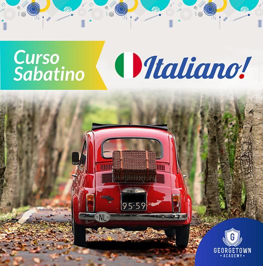 """Curso de Italiano - Sabatino """"COVID Healing Discount"""""""